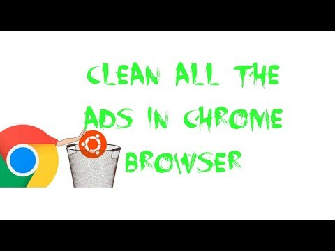 How To Clean All The Ads In Chrome Browser