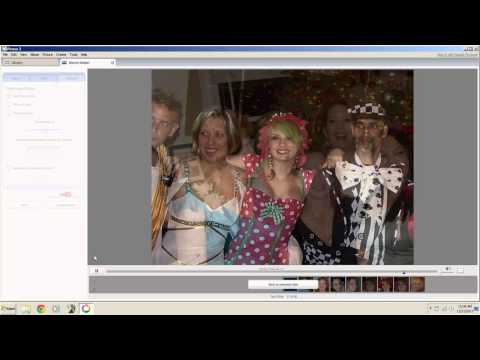 Picasa 3 How To Create a Photo Video or Slideshow.
