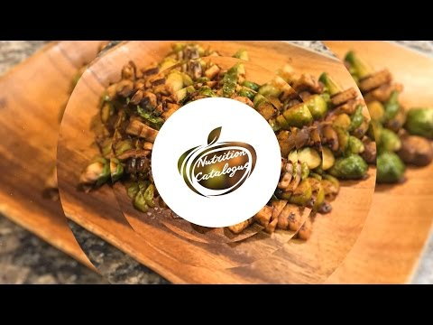 How To Cook Brussel Sprouts 1 Minute Recipe