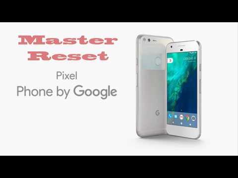 Google Pixel XL: Hard Reset With Hardware Keys (Phone turned off)