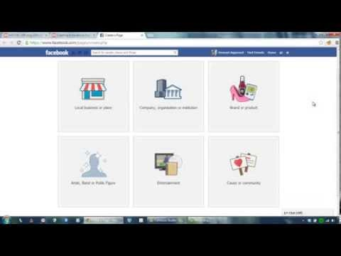 Creating A Facebook Page In Less Than 2 Minutes
