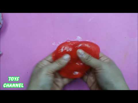 DIY Slime Johnsons Baby Oil, How To Make Slime Johnsons Baby Oil No Borax