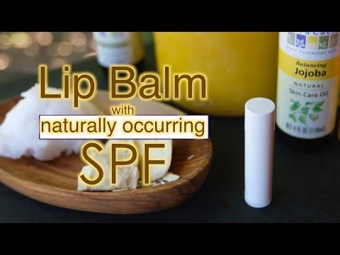 Make Your Own Lip Balm  |  Fresh P