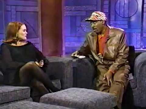 The Television Talk Show: Arsenio Hall (w/Belinda Carlisle - part 1 of 2)