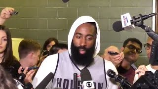 James Harden BLASTS Teammates After Disappointing Loss To The Warriors!