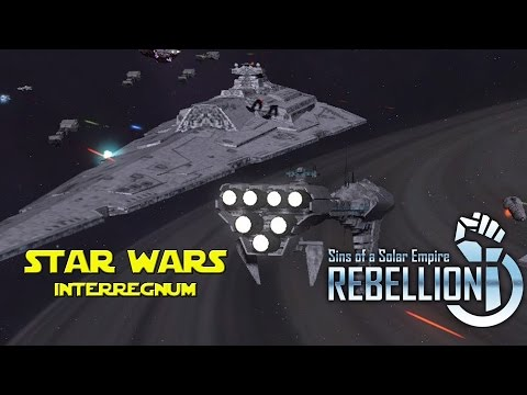 What is Star Wars Interregnum Sins Of a Solar Empire