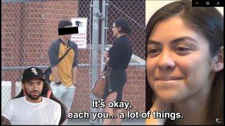 TEACHER HITS ON STUDENT! (Girlfriend Watches!) 😲😲😲😲 | REACTION