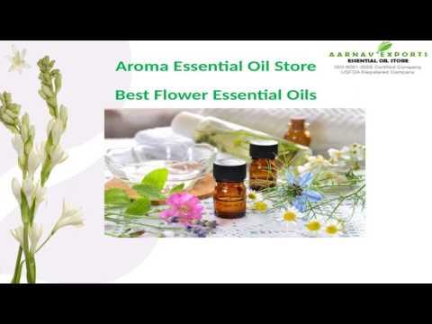 Best Essential oils in India @ Aroma Essential Oil Store