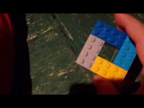 How to make a Lego NERF gun