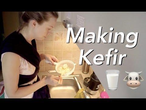 Making Kefir