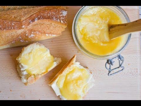 How to make easy Lemon Curd