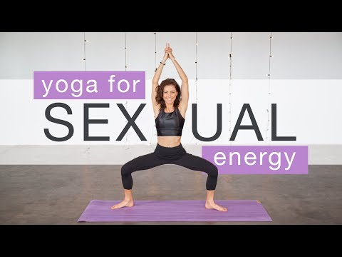 Yoga to Increase Your Sexual Energy - 30-Minute Yoga Class