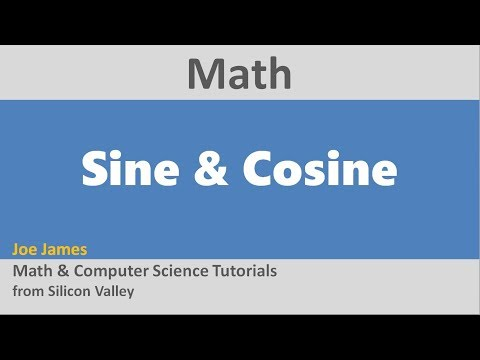 Sine and Cosine Trig Functions