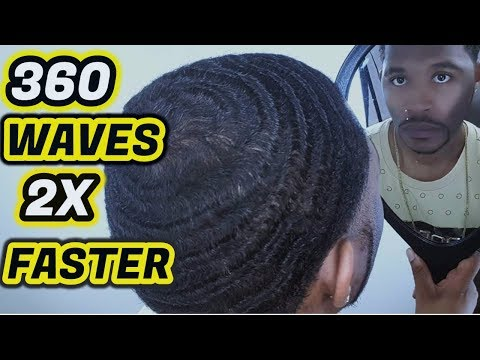 HOW TO GET 360 WAVES SUPER FAST in 2018