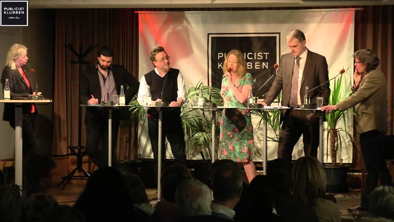 PK-debatt: Våga (vägra) debatten