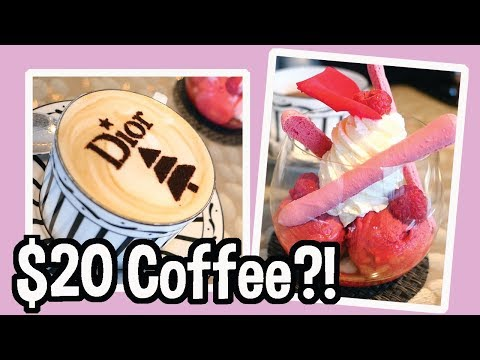 💖Cafe Dior by Pierre Herme Seoul 💖Most Expensive Cafe | Mommy VLog: 🌈My Birthday