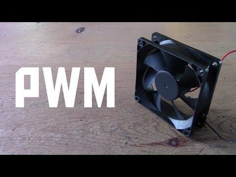How does PWM work? (AKIO TV)