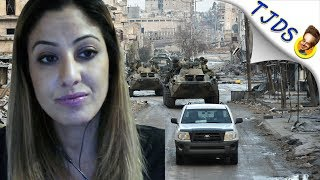 International Journalist Tells The Truth About Syria