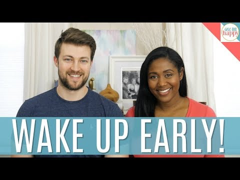 How to Wake Up Early - Life Hacks We Use to Wake Up At 4:30 Every Morning