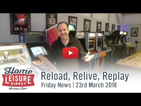 Reload, Relive, Replay | Friday News 23rd March 2018