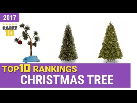 Best Christmas Tree Top 10 Rankings, Review 2017 & Buying Guide