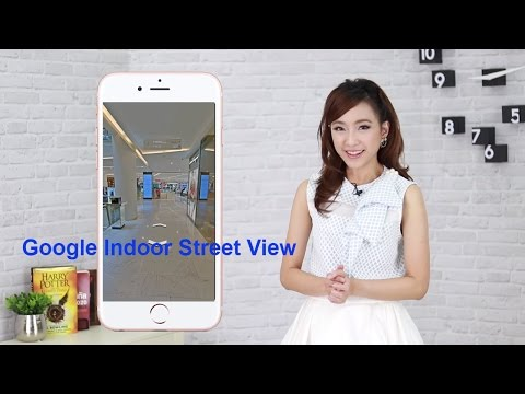 Google Indoor Street View