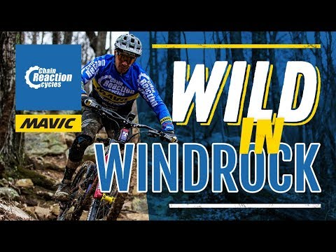 Team CRC Mavic: Wild in Windrock