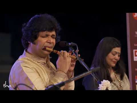Rakesh Chaurasia's Experience at the Yaksha Music Festival, Isha Yoga Center