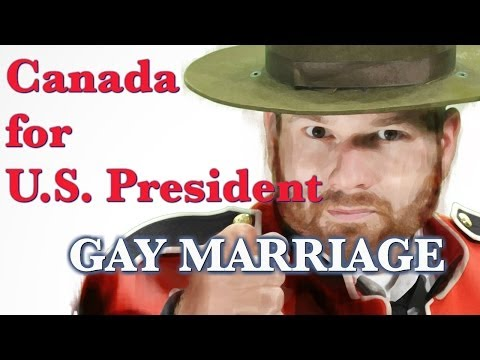 Gay Marriage : A message from the Canada Party