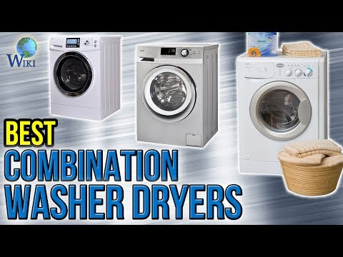 6 Best Combination Washer Dryers 2017