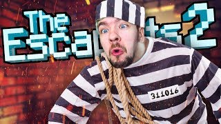 PLANNING THE ESCAPE | The Escapists 2 #3