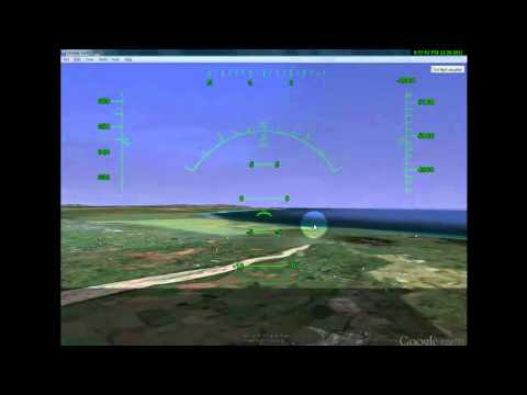 How to play Flight Simulator in Google Earth 6