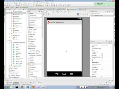 Android Mobile Development III - Lecture 8 - Google Maps API