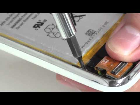 iPhone 3GS Dock Assembly Removal