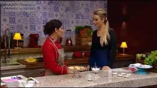 Fernanda Keulla Programa Pratos E Panelas Completo