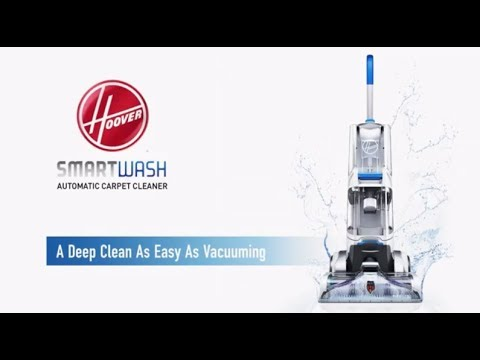 New Hoover SmartWash™ Automatic Carpet Cleaner