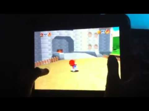 How to get N64 games to work on Hp Touchpad