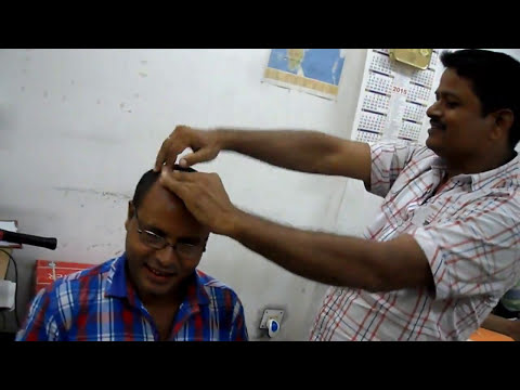 How to stop hair falls naturally & make new hairs grow on a head - बाल गिरने से कैसे रोकें
