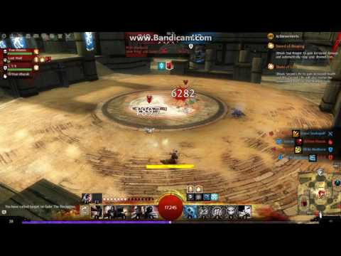 Guild Wars 2 Daily PvP 2016 12 13 Thief 1