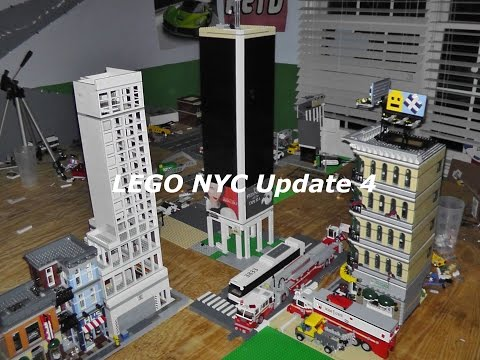 LEGO NYC Update 4 (Coney Island????)
