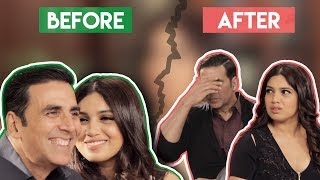 Couples Before & After Marriage | Toilet Ek Prem Katha | MissMalini