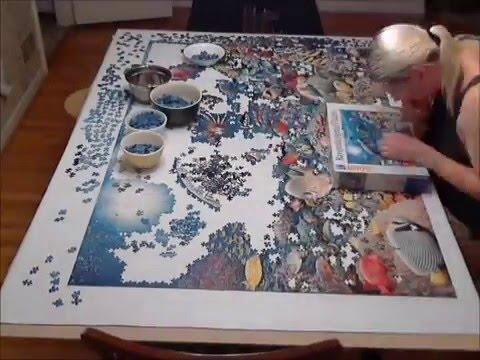 5,000 piece Ravensburger Puzzle