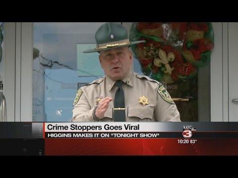 Lt. Higgins Goes Viral, Lands on