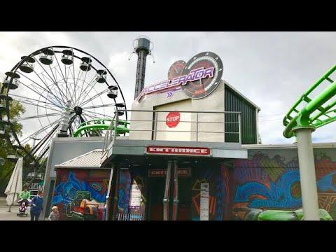 Drayton Manor Theme Park Vlog 30th September 2017
