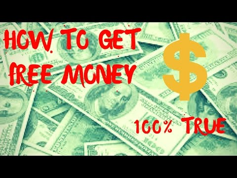How to Get Free Money In Real Life