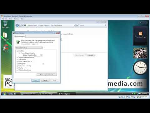 Fix Overheating Laptop or Desktop (Vista)
