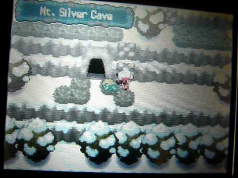 HeartGold/SoulSilver - How to Find Red: Mt. Silver Walkthrough