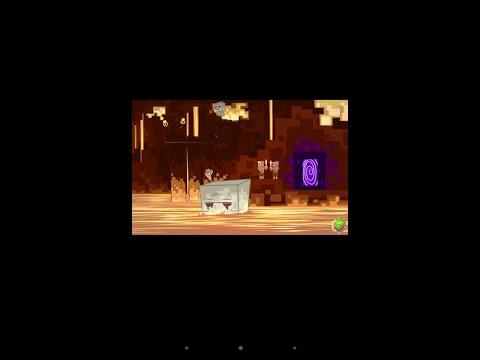 Como fazer portal do Nether...Minecraft pe 0.11.0