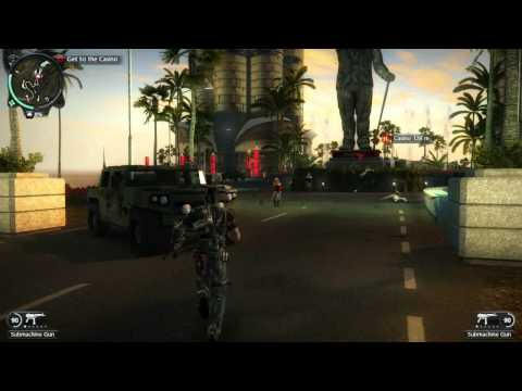 Just Cause 2 Let's Play Part 4