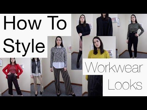 How To Style: Stylish Workwear Looks